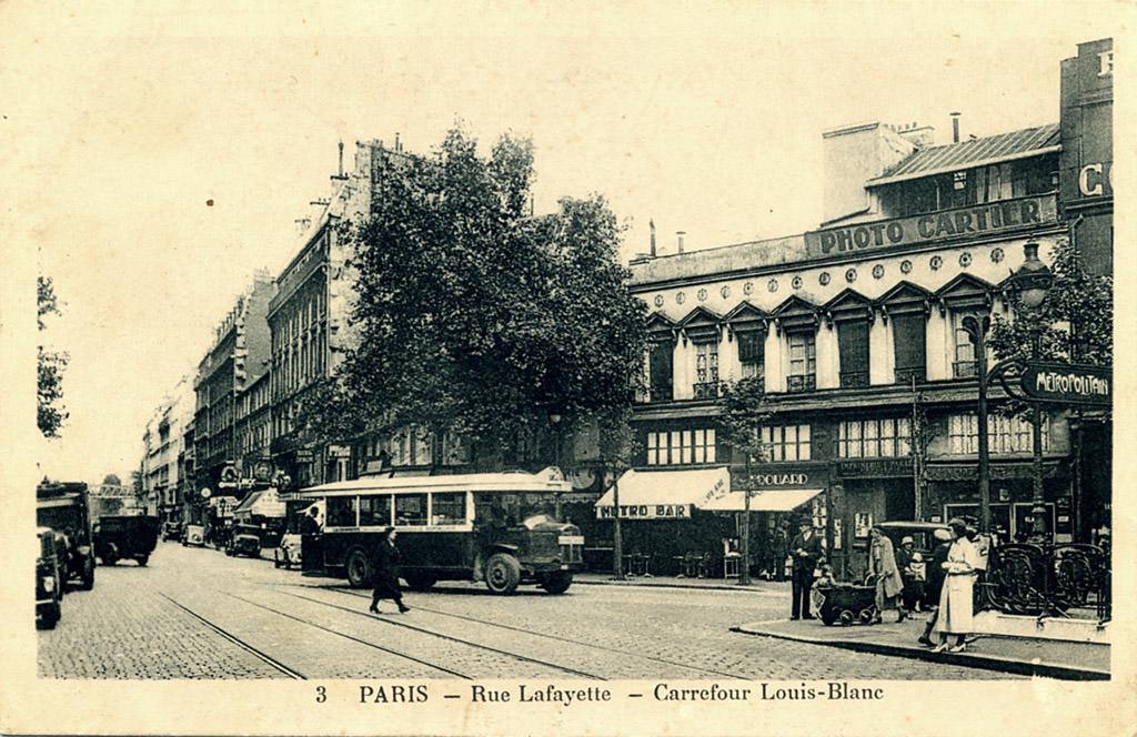 Résolu Bastille91]Au Métro Louis Blanc : Enquêtes | Cartes ...