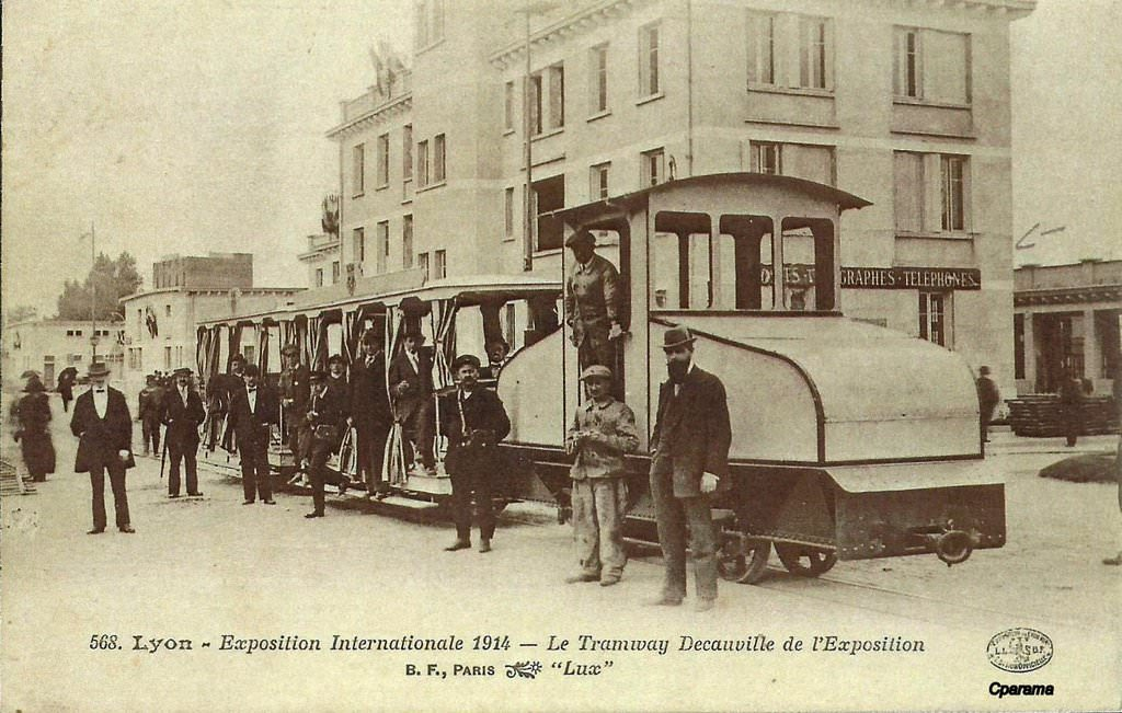 Lyon exposition internationale 1914 lyon cartes for Chambre de commerce internationale de paris