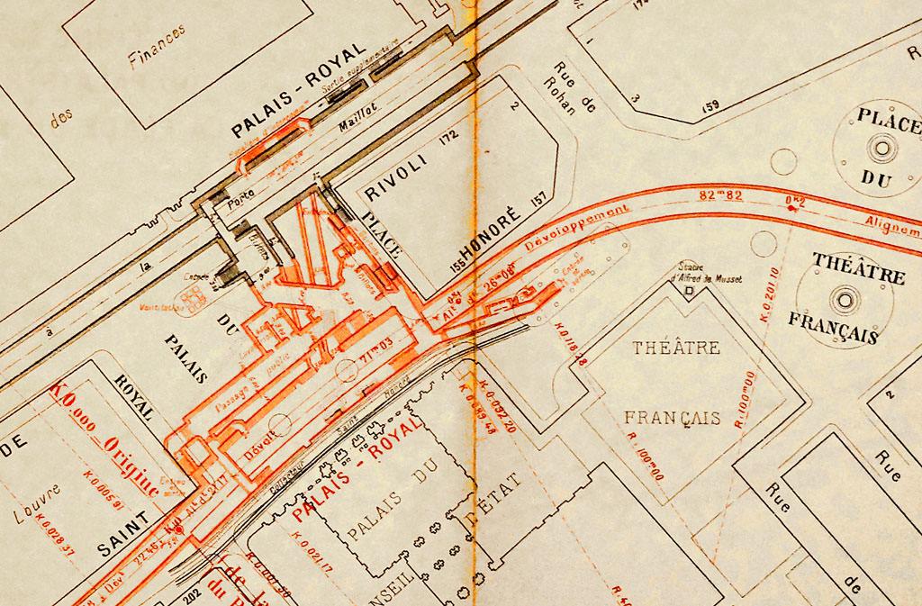plans des stations de m 233 tro les petits plus du m 233 tropolitain cartes postales anciennes sur