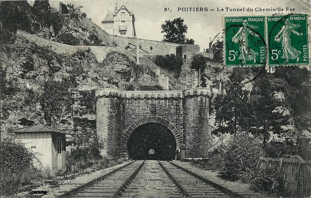 Le tunnel - Raymond Defendente