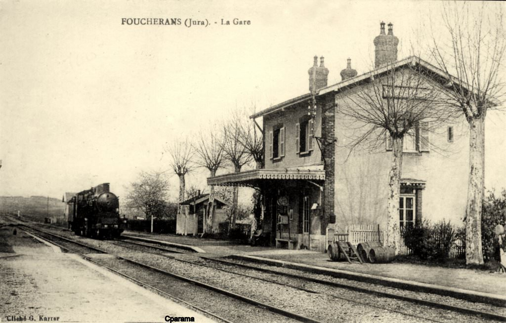 News de 39 jura page 5 cartes postales anciennes sur for Photographe clamart gare