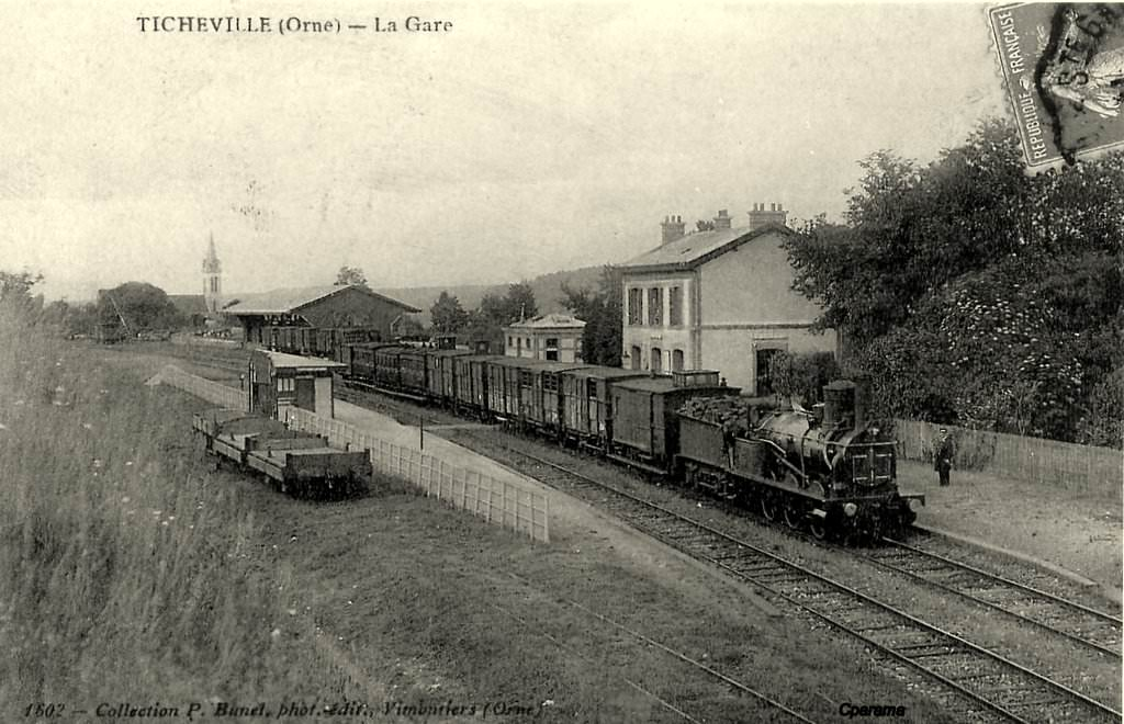 News de 61 orne page 14 cartes postales anciennes for Photographe clamart gare