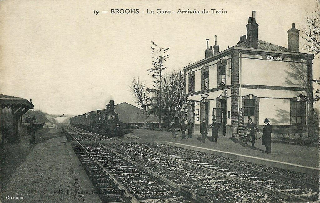 Broons : 22 - Côtes d'Armor | Cartes Postales Anciennes sur CPArama