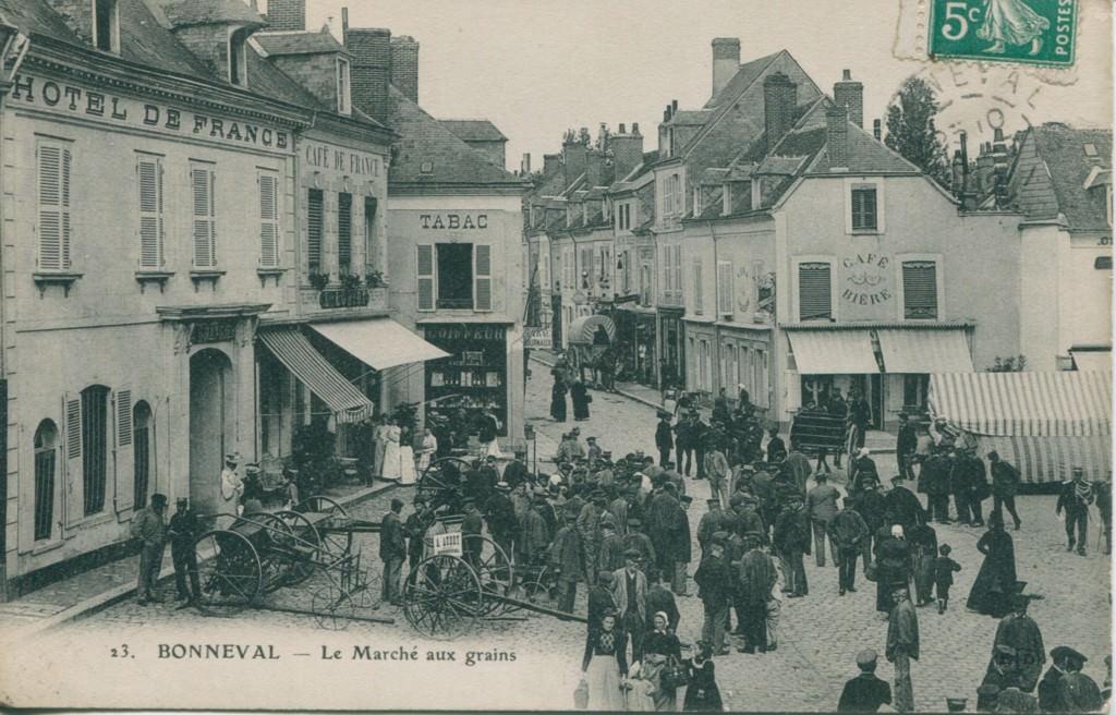Bonneval 28 eure et loir cartes postales anciennes sur cparama - Office de tourisme eure et loir ...