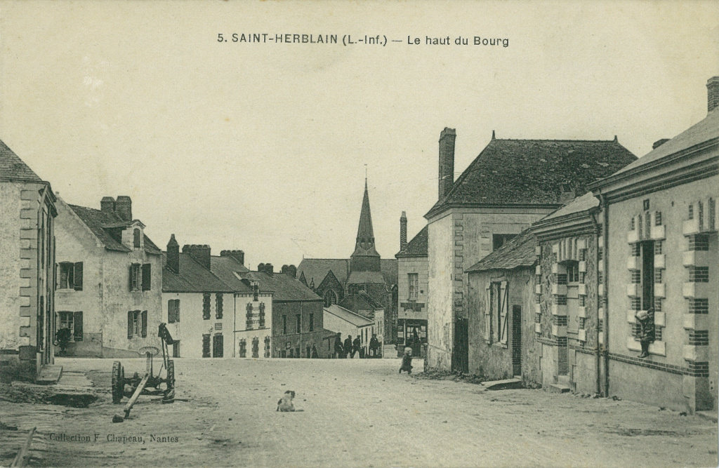 Saint herblain 44 loire atlantique cartes postales for Garage st herblain bourg