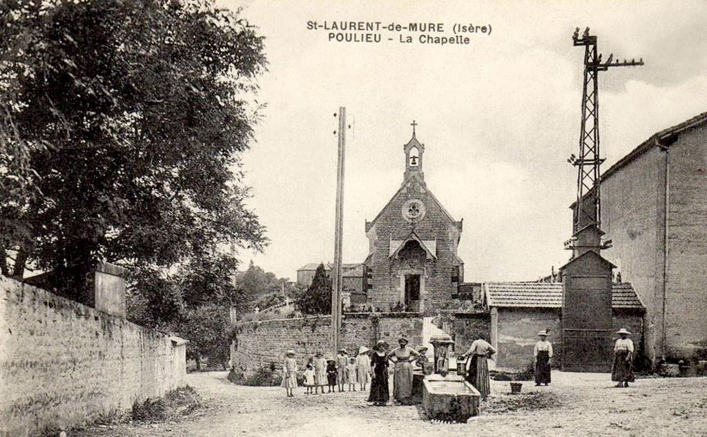 SaintLaurentdeMure  69  Rhône  Cartes Postales