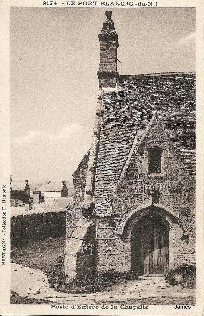 Penv nan 22 c tes d 39 armor cartes postales anciennes sur cparama - Le five porte de la chapelle ...