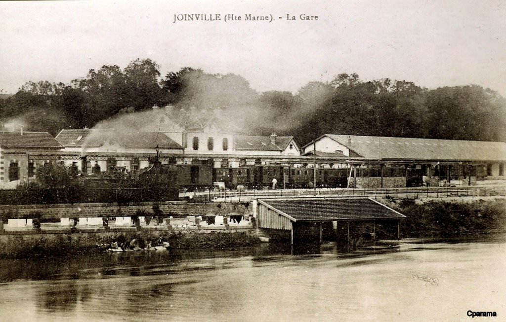 Joinville 52 haute marne cartes postales anciennes for 51 haute marne
