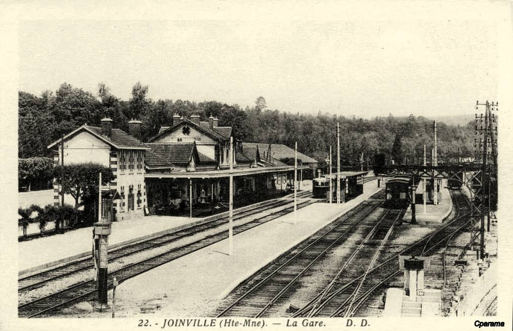 Joinville 52 haute marne cartes postales anciennes for Haute marne 52