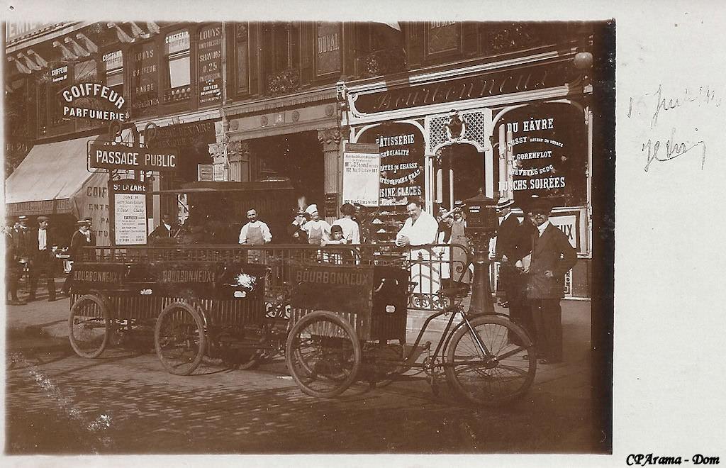Paris - Place du Havre : Paris IXe arr. | Cartes Postales Anciennes ...