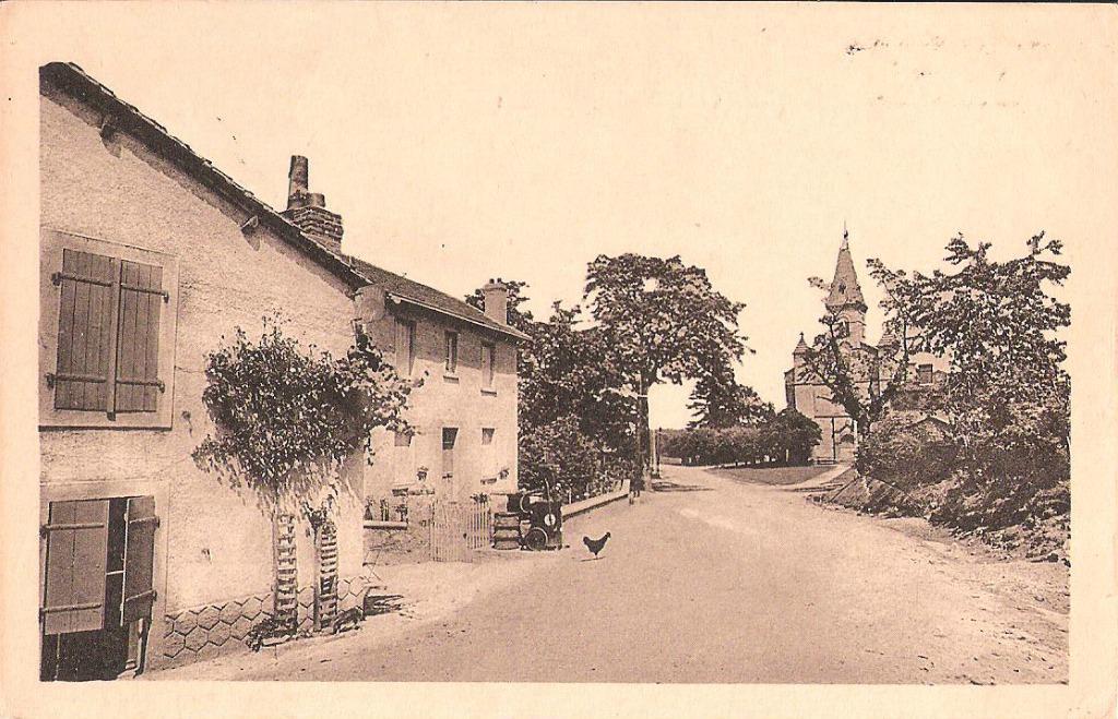 Aureil 87 haute vienne cartes postales anciennes sur for Haute vienne