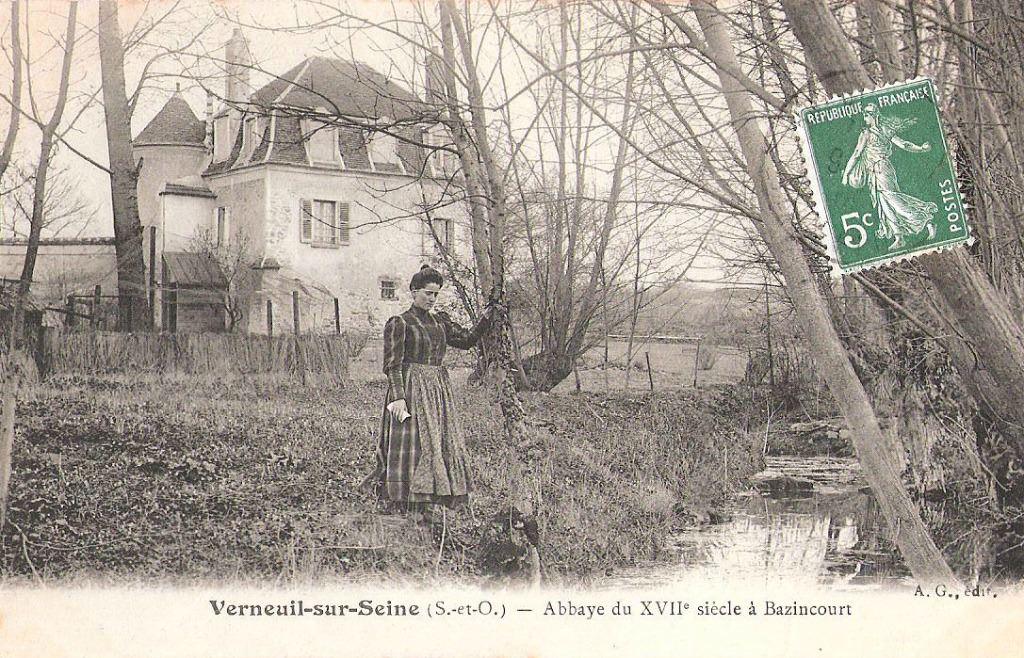 Verneuil sur seine 78 yvelines cartes postales for Achat maison verneuil sur seine