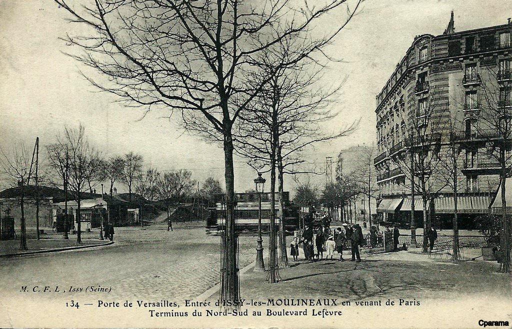 M tropolitain m tro paris 75 paris page 73 - Plan metro paris porte de versailles ...