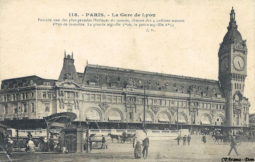 M tropolitain m tro paris 75 paris page 73 - Paris gare de lyon porte de versailles ...