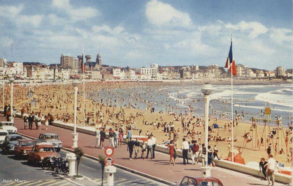 Les sables d 39 olonne remblai et plage les sables d - Office du tourisme les sables d olonnes ...