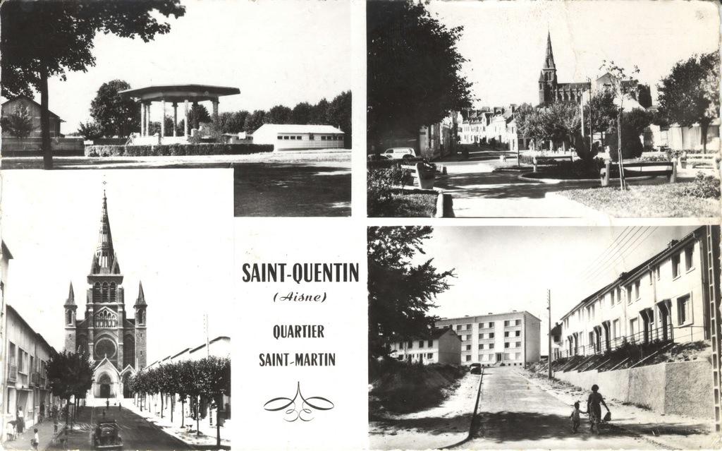 1 saint quentin cartes postales diverses saint quentin cartes postales anciennes sur cparama. Black Bedroom Furniture Sets. Home Design Ideas