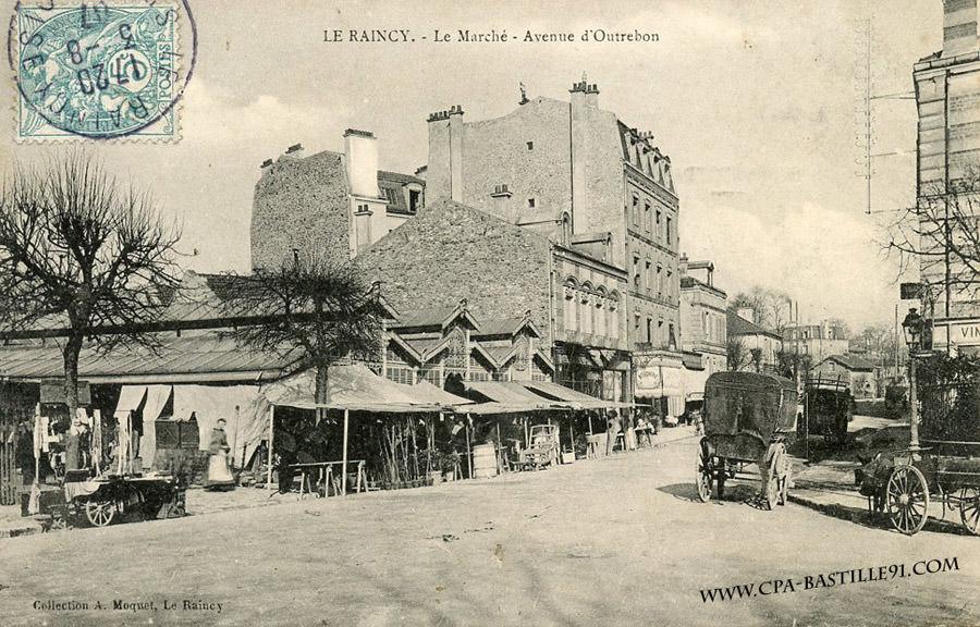 News de 93 seine saint denis page 3 cartes postales for Garage de l eglise le raincy