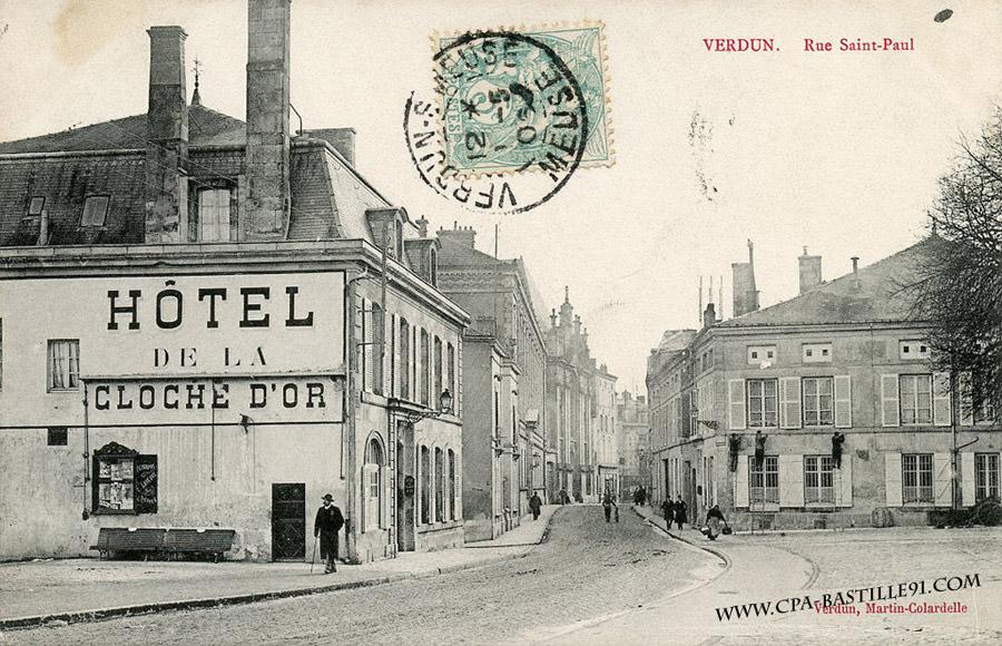 Verdun 55 meuse cartes postales anciennes sur cparama for Porte et fenetre verdun st isidore