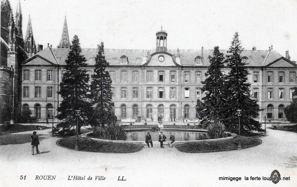 Rouen gare d 39 orl ans rouen avant guerre pinterest - Mobilier jardin orleans rouen ...