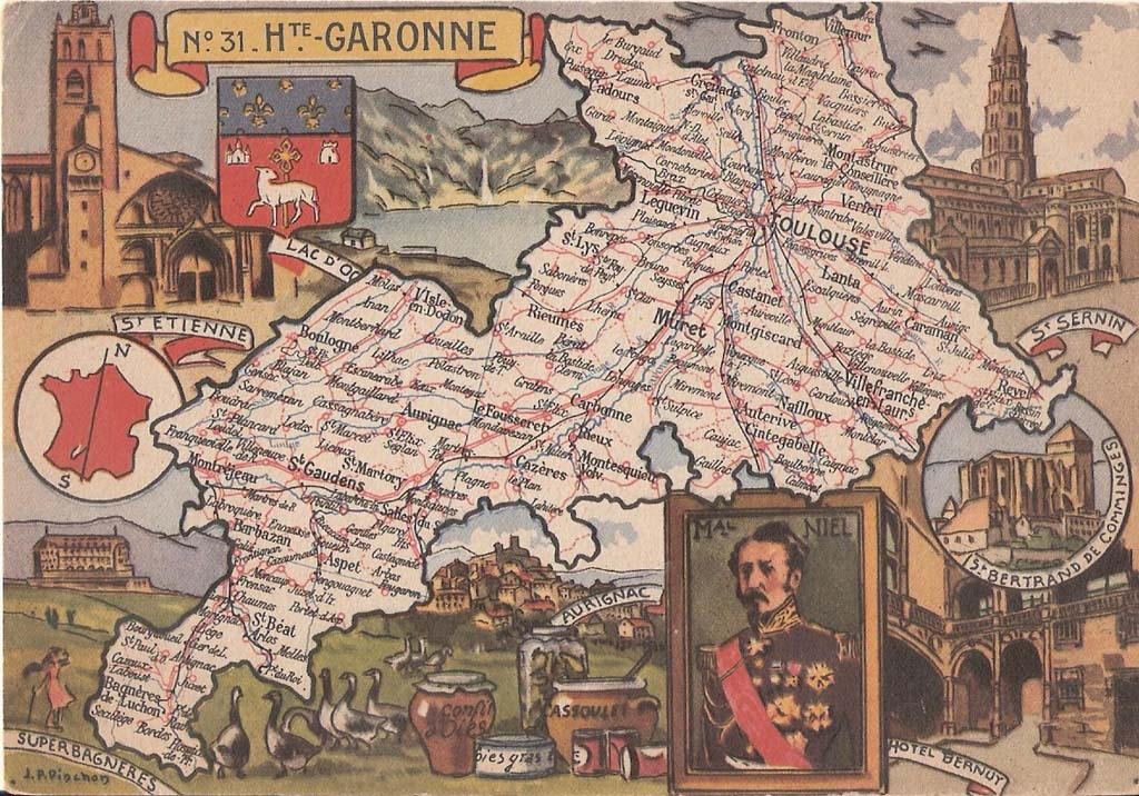 301 moved permanently for 31 haute garonne carte