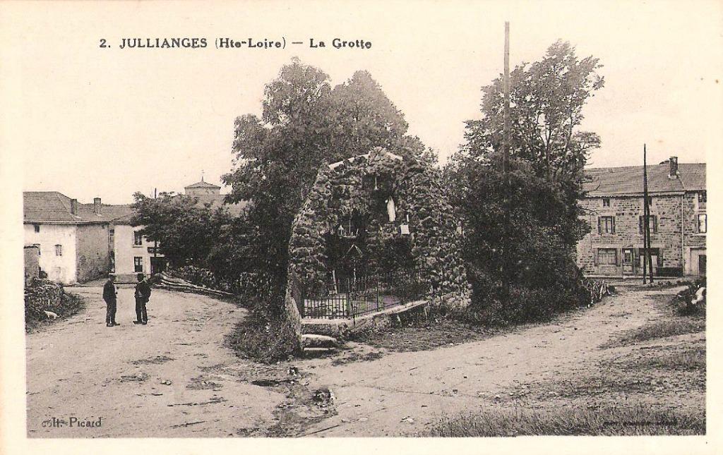 Jullianges 43 haute loire cartes postales anciennes for 42 haute loire