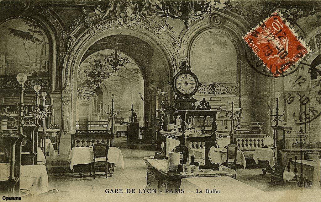 Le Hall Restaurant Lyon