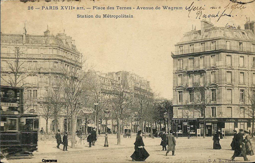 Métropolitain - Métro Paris : 75 - Paris - Page 78 | Cartes ...