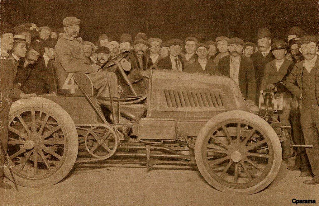 courses automobiles 1901 et 1902 automobiles et voitures page 2 cartes postales anciennes. Black Bedroom Furniture Sets. Home Design Ideas