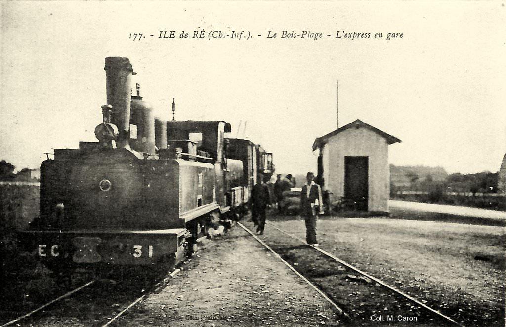 Ile De Ré Bois Plage - Ile de Ré 17 Charente Maritime Cartes Postales Anciennes sur CPArama