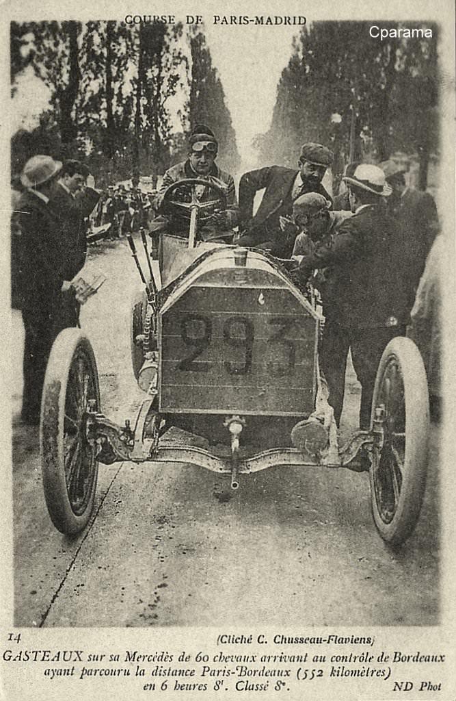 courses automobiles 1903 automobiles et voitures page 2 cartes postales anciennes sur cparama. Black Bedroom Furniture Sets. Home Design Ideas