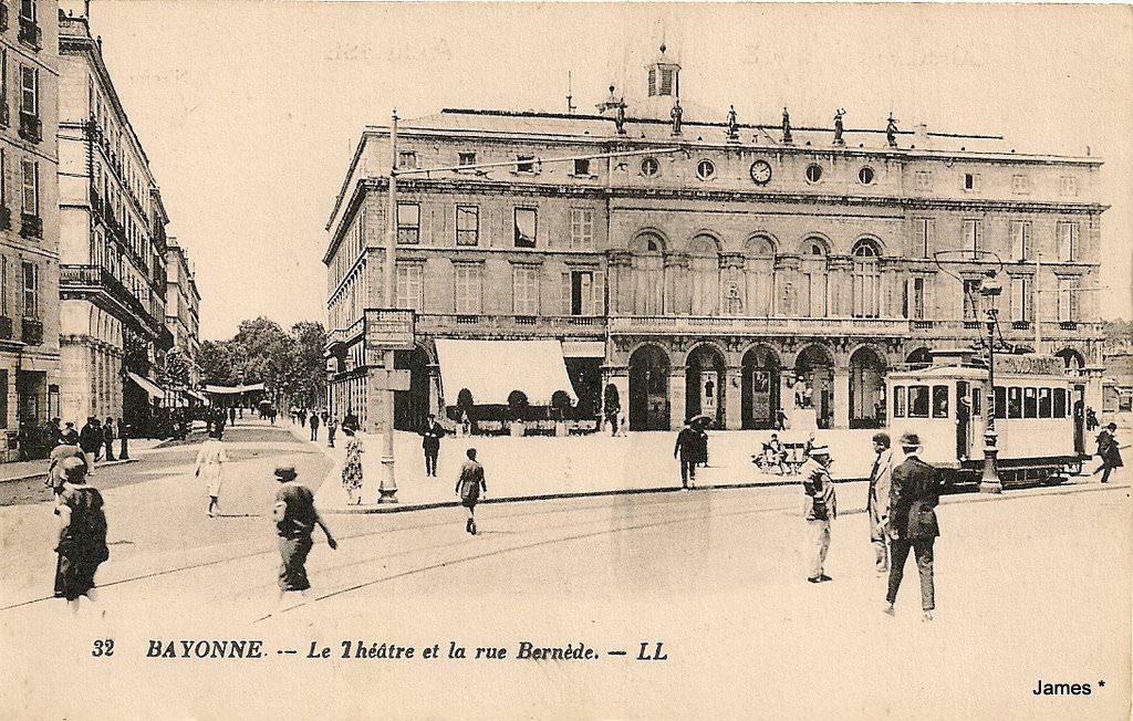 Bayonne 64 pyr n es atlantiques cartes postales for Forum bayonne