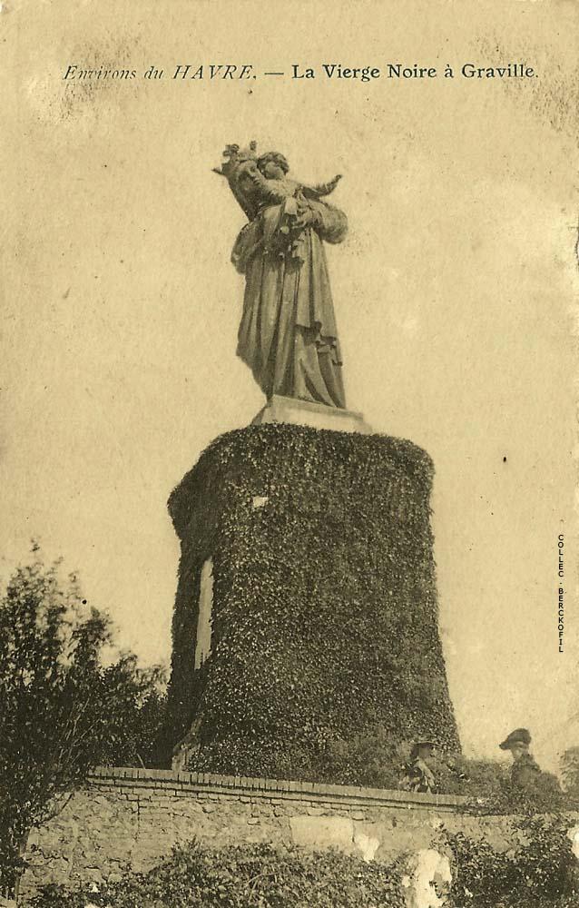 Le h vre graville 76 seine maritime cartes postales anciennes sur cparama - Piscine foret noire le havre ...