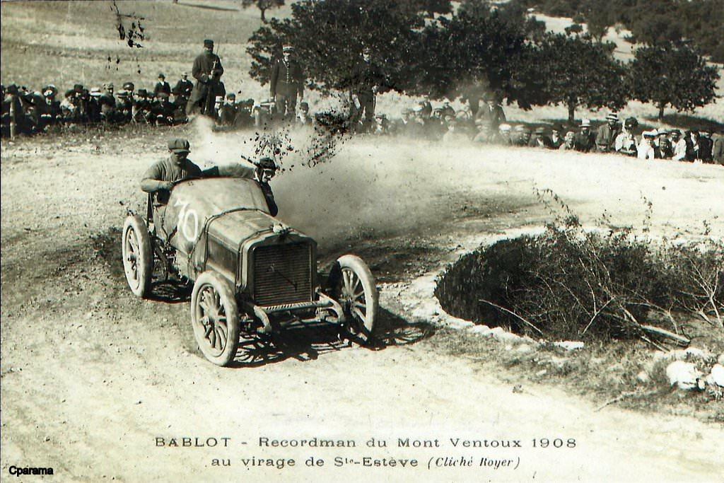 courses automobiles en 1908 automobiles et voitures page 5 cartes postales anciennes sur. Black Bedroom Furniture Sets. Home Design Ideas