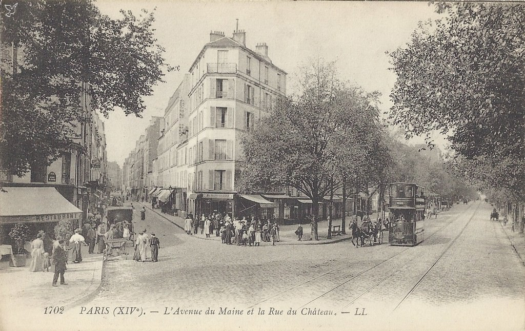 Hotel Du Maine Paris