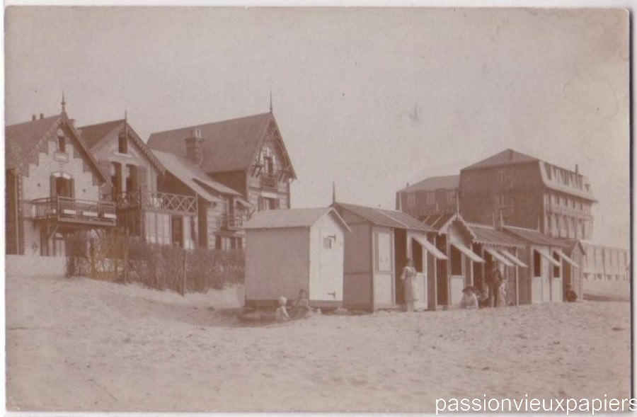 News de 80 somme page 15 cartes postales anciennes for Appart hotel fort mahon