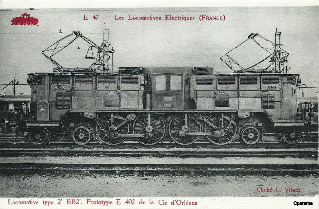 Locomotives et trains du paris orl ans trains page 15 for Constructeur orleans
