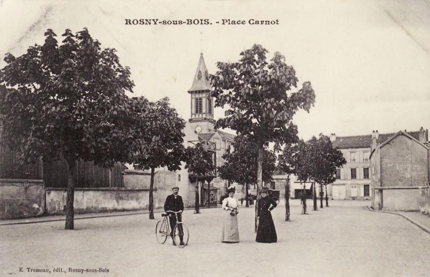 Rosny sous Bois 93 Seine Saint Denis Cartes Postales Anciennes sur CPArama # Fleuriste Rosny Sous Bois
