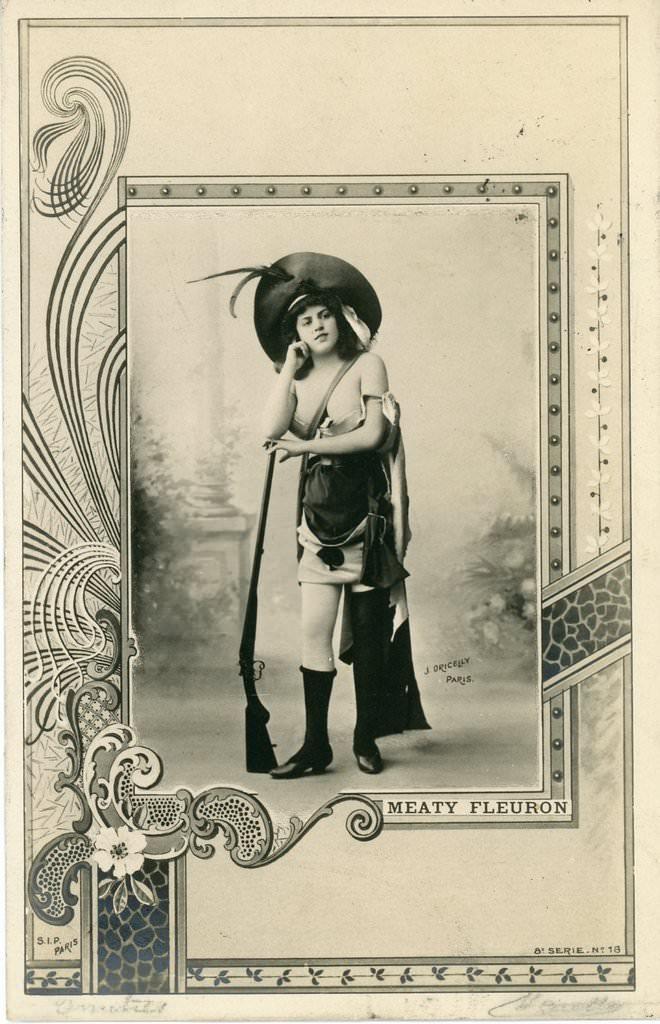 Boudoir Cards... Cartes ancienne de la Belle Epoque : Discussions Générales | Cartes Postales ...