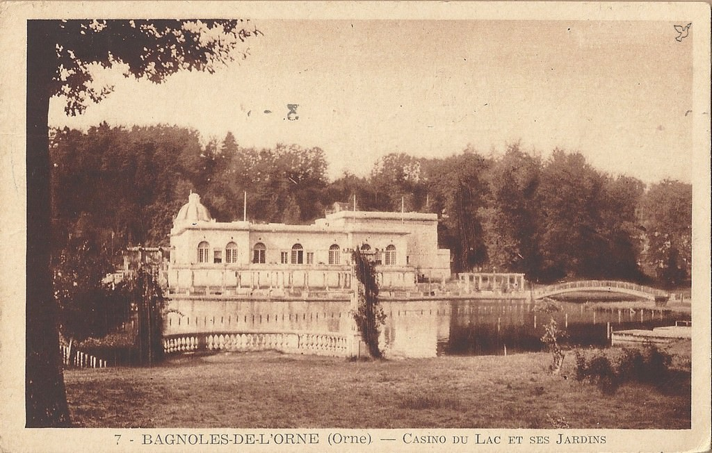Bagnoles de l 39 orne 61 orne cartes postales anciennes - Office du tourisme de bagnoles de l orne ...