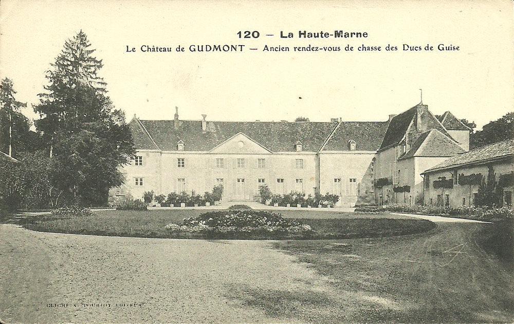 Gudmont villiers 52 haute marne cartes postales for 52 haute marne