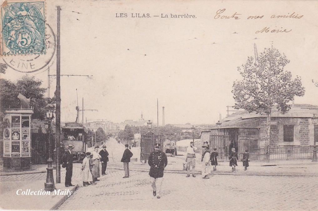 Paris porte des lilas paris xixe arr cartes - Clinique les maussins porte des lilas ...