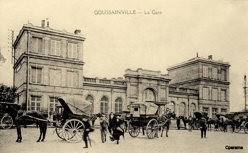 Goussainville 95 val d 39 oise cartes postales for Piscine de goussainville
