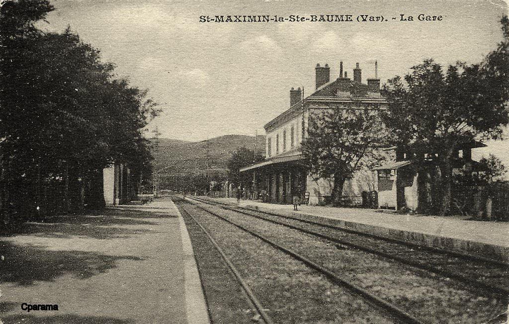 Saint maximin la sainte baume 83 var cartes postales for Photographe clamart gare
