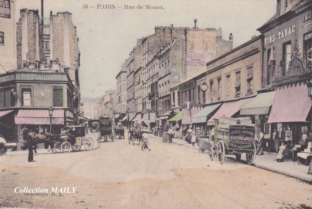 Cartoliste de l 39 diteur parisien david kahn d k for Garage rue de meaux vaujours