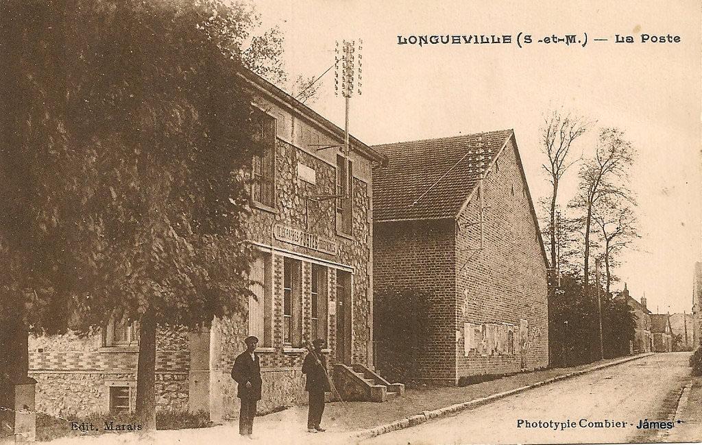 Longueville 77 seine et marne cartes postales anciennes sur cparama - Piscine pierre harvey asnieres sur seine ...