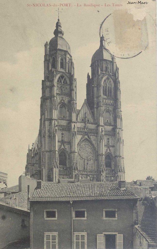 Saint nicolas de port 54 meurthe et moselle cartes postales anciennes sur cparama - Basilique de saint nicolas de port ...
