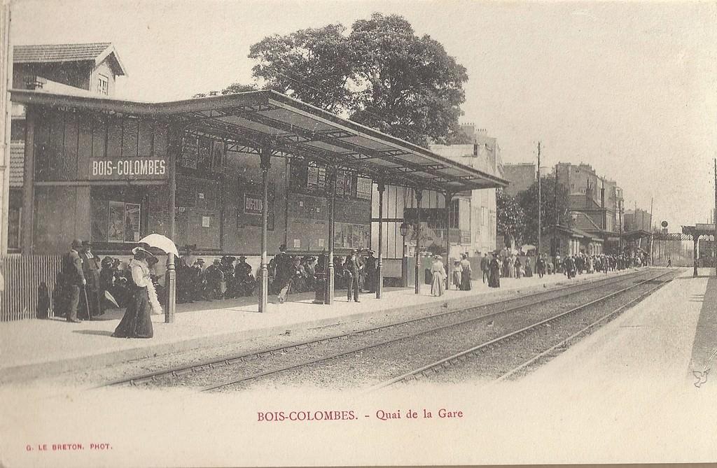 Gare De Bois Colombes - Gare Bois Colombes u2013 Myqto com