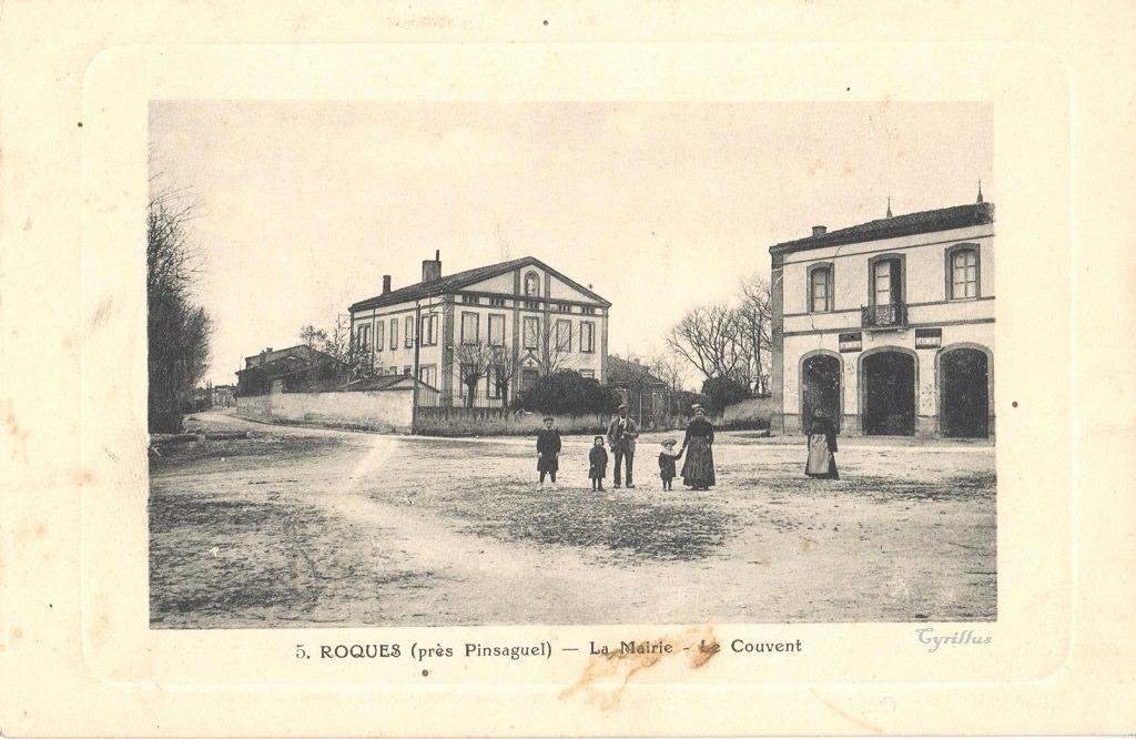Roques 31 haute garonne cartes postales anciennes sur cparama - Roque sur garonne ...