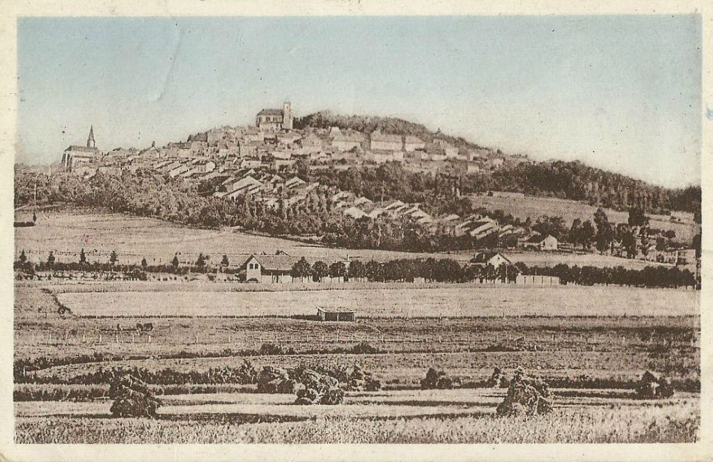 Bourmont 52 haute marne cartes postales anciennes for 52 haute marne