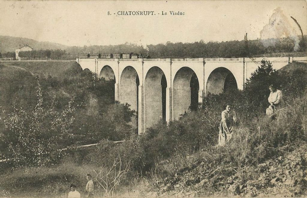 Chatonrupt 52 haute marne cartes postales anciennes for 52 haute marne